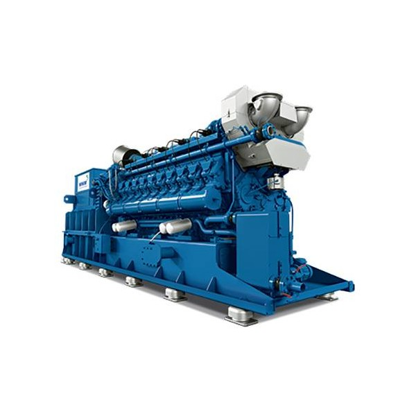 MWM gas generator TCG 3020 V20 N