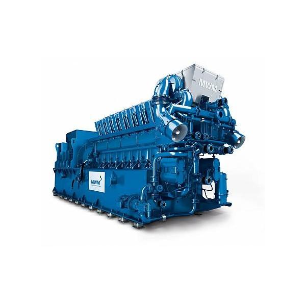 MWM dujinis generatorius TCG 2032 V16 N