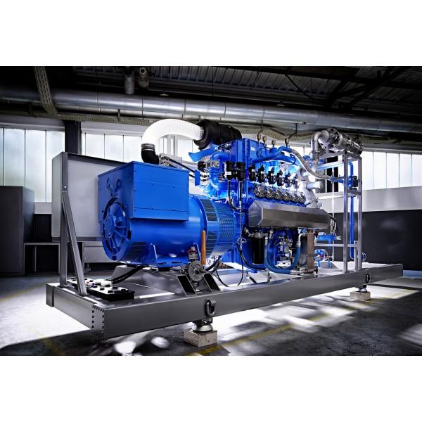 ENERGIN dujinis generatorius M12 GEN G500 N