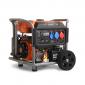 Benzininis generatorius Grupel GR6500 6,9kW