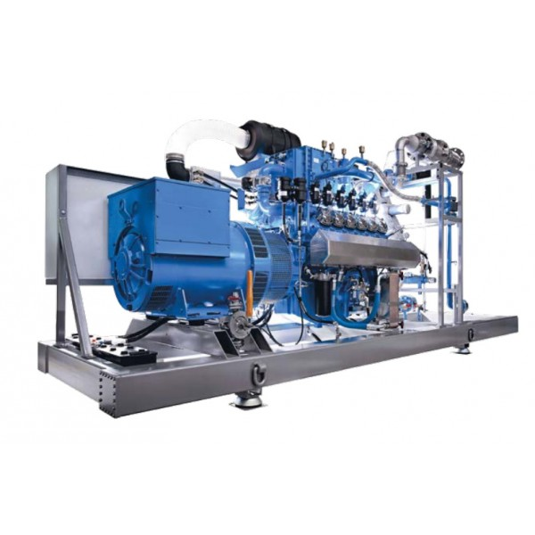 ENERGIN gas generator M12 GEN B400 BG
