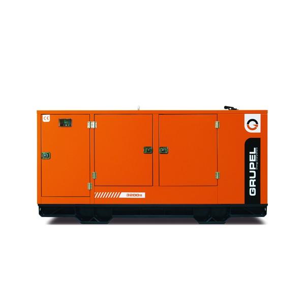 Grupel Iveco Generatorius C13 TE2A 400kVA