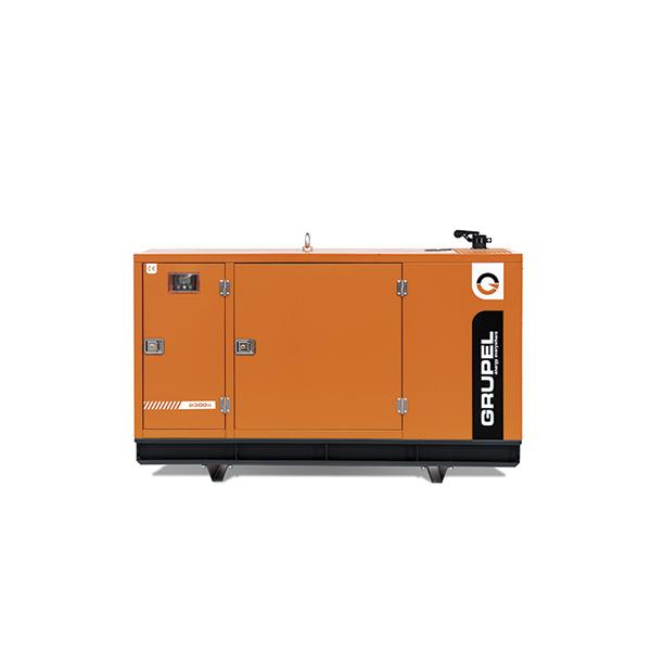 Grupel Iveco Generator 111kVA