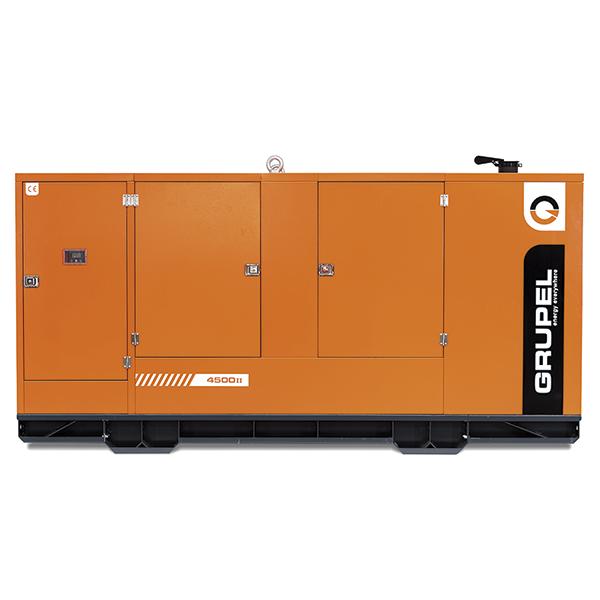 Grupel Iveco Generator 660kVA