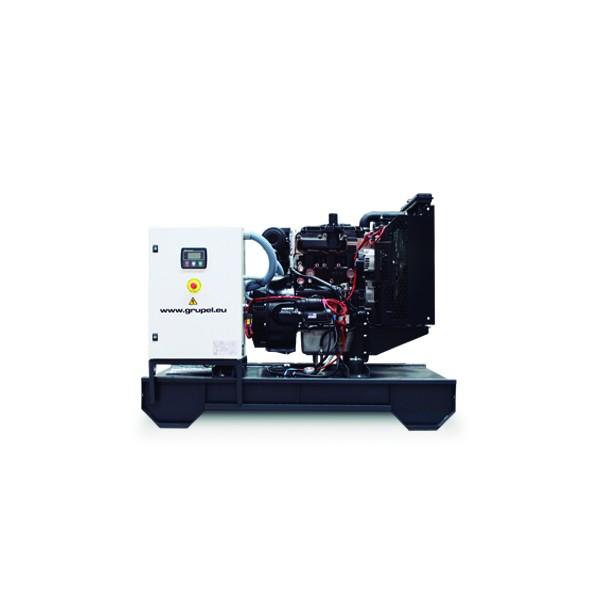 Grupel Iveco generatorius 40kVA