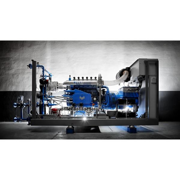 ENERGIN gas generator M12 GEN+ B500 BG