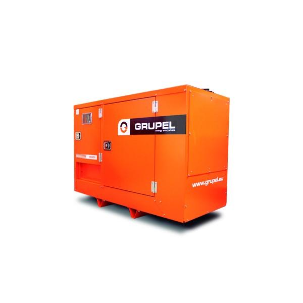 Generatorius Grupel Perkins Generator 10kVA