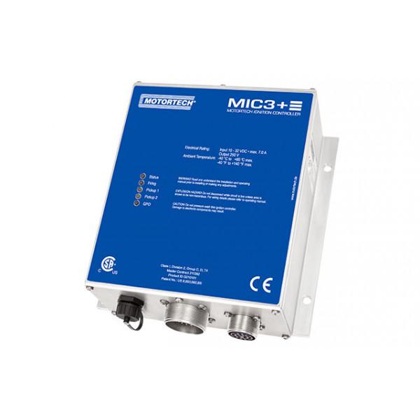 MOTORTECH MIC3+ Series uždegimo valdiklis