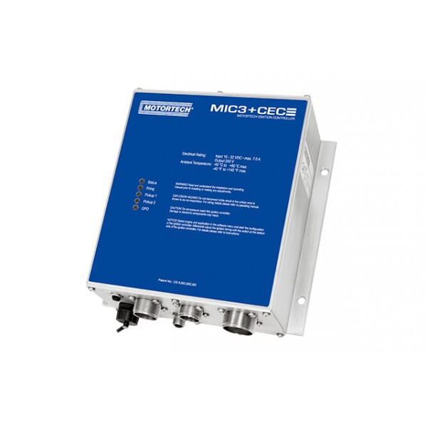 MOTORTECH MIC3+CEC uždegimo valdiklis