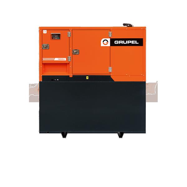 Grupel  generatorius 15kVA 1000L