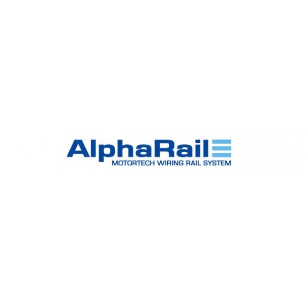 MOTORTECH AlphaRail laidų bėgių sistema detonacijai valdyti