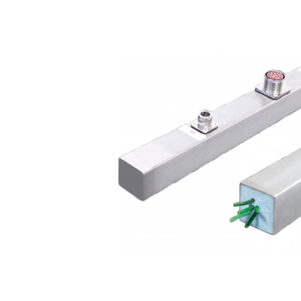 MOTORTECH AlphaRail laidų bėgių sistema temperatūrai valdyti