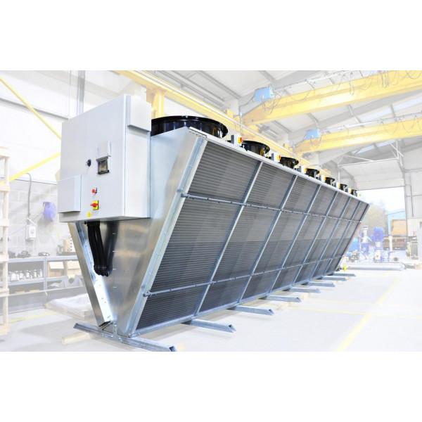 Transtherm Adiabatic Coolers | Adiabatic Cooling