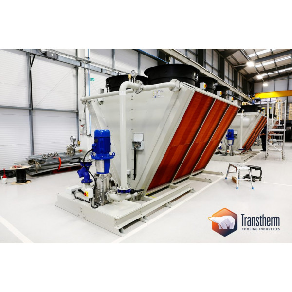 Transtherm Air Blast Coolers | Dry Cooling