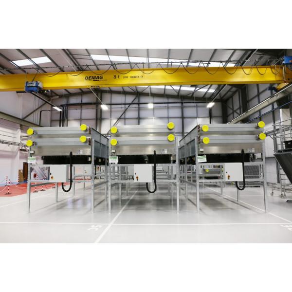 Transtherm Genset Cooling Solutions | Engine Cooler | Remote Rads