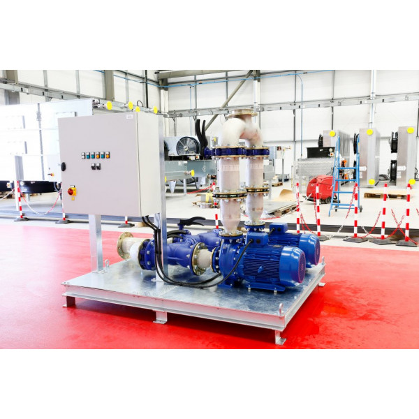 Transtherm Packaged Pump Sets