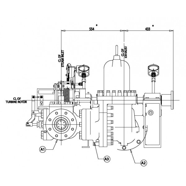 Triveni General Purpose Steam Turbines
