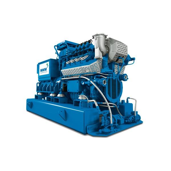 MWM gas generator TCG 3016 V08 N