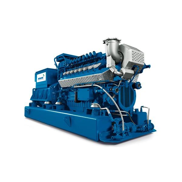 MWM gas generator TCG 3016 V16 BG