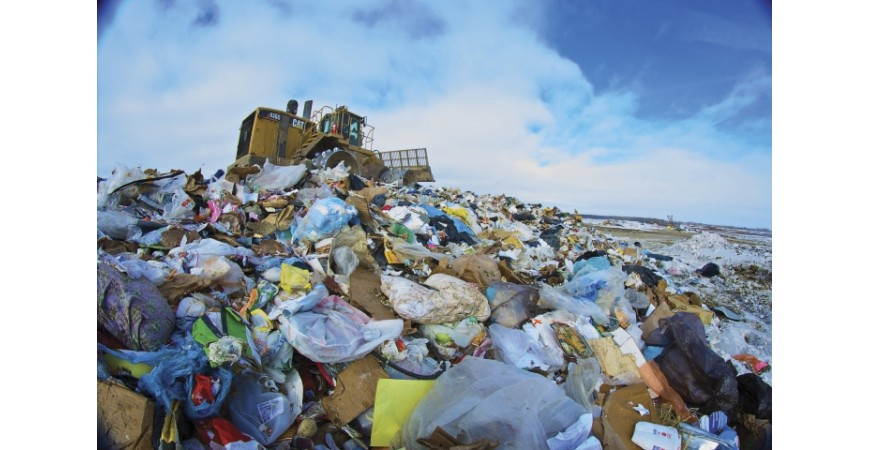 The use of cogeneration in the landfills